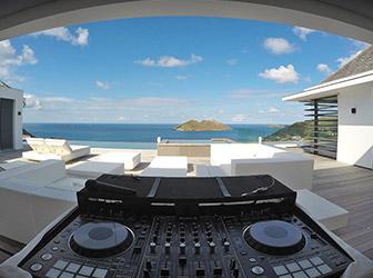 Villa Private party